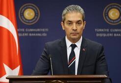 Türkiyeden ABD açıklaması: Yaptırım emrini doğru bulmuyoruz