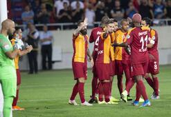 Galatasaray, Fiorentina karşısında