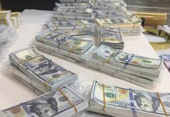 Evlerinden çıktı 2 milyon dolar...