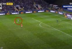 Sivassporun yeni golcüsü Fernando Andrade Benficayı böyle avlamıştı