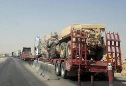 ABD, Fıratın doğusuna 70 TIR daha gönderdi