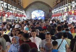 İstanbulun kalbinde bayram heyecanı
