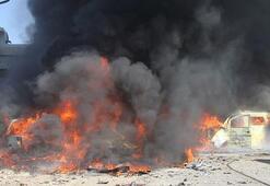 Suriyenin kuzeyinde saldırı Ölü ve yaralılar var