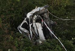 İki otomobil kafa kafaya çarpıştı: Ölü ve yaralılar var