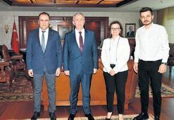 'Ankara'da birlikte karar vereceğiz, birlikte yöneteceğiz'