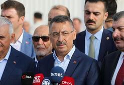 Cumhurbaşkanı Yardımcısı Oktaydan Doğu Akdeniz mesajı