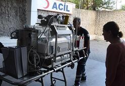 İstanbula nakledilen Leo bebeğin tedavisi sürüyor