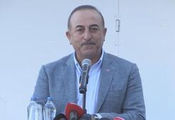 Çavuşoğlu: Fıratın doğusundan da YPG, PKKyı temizleyeceğiz -