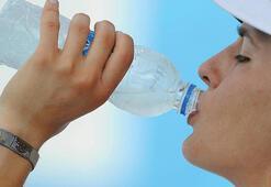 'Susamasanız da mutlaka su için'
