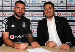 Beşiktaş, Rebocho transferini resmen açıkladı