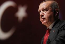 Cumhurbaşkanı Erdoğandan şehit ailesine başsağlığı telgrafı