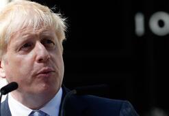 Boris Johnson ile John Bolton Londrada bir araya geldi