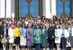 Kadın büyükelçiler en zor bölgelerde