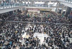 Hong Kong'da sinir savaşı