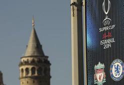 44üncü UEFA Süper Kupa İstanbulda sahibini buluyor