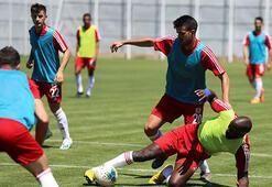 Sivasspor, Beşiktaşa hazırlanıyor