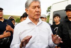 Gözaltındaki eski Kırgızistan lideri Atambayeve darbe girişimi suçlaması