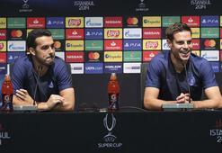 Cesar Azpilicueta: Abrahamın yarın gol atacağını umuyoruz