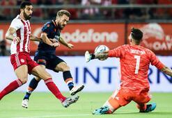 Olympiakos - Başakşehir: 2-0