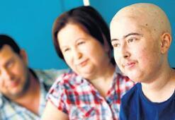 Kanser değil, hayaller kazandı