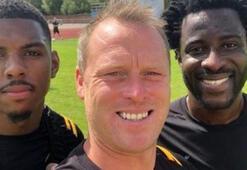 Wilfried Bony 4. Lige gitti