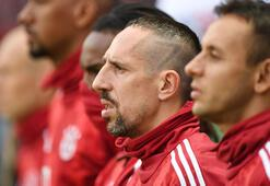Ribery mesajı heyecanlandırdı