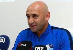 Muzaffer Bilazer: Hedefimiz şampiyonluk