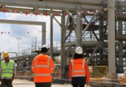 TürkAkım alım terminalinin yüzde 95i tamamlandı