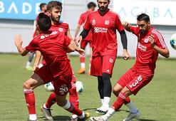 Sivassporda Beşiktaş maçı hazırlıkları
