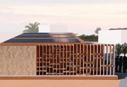 Atıktan enerji elde edebilen akıllı ev tasarladılar