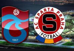 Trabzonspor-Sparta Prag maçı ne zaman saat kaçta hangi kanalda