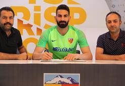 Galatasaray, İsmail Çipeyi Kayserispora kiraladı