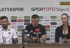 Savo Milosevic: İlk maçtaki skoru kafamızdan silmemiz lazım