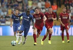 Süper Kupa finalinde Chelseaden skandal hata