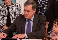 ABDnin yeni Ankara Büyükelçisi Satterfield yemin etti