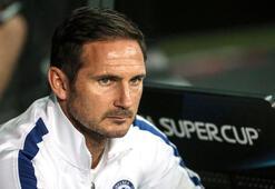 Lampard: Takımımın performansıyla gurur duyuyorum