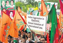 Pakistan'dan Hindistan'a: Savaştan çekinmeyiz