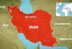 İranda küçük uçak düştü