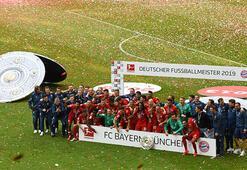 Bundesligada perdeyi son şampiyon açıyor