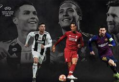 UEFA yılın futbolcusu finalistleri belli oldu