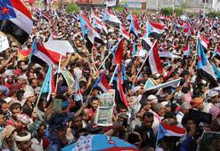Birleşik Arap Emirliklerinden Yemende gövde gösterisi