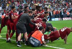 Sahaya atladı, Liverpoollu futbolcular sakatlık riski yaşadı