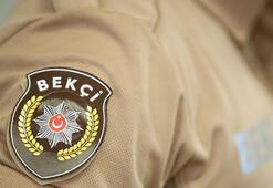 Sahte bekçiyi gerçek polis yakaladı