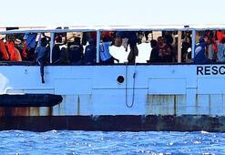 Open Arms gemisinden 13 göçmen daha indirildi
