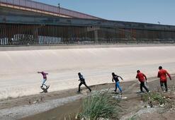 Amerika kıtasında bu yıl 500den fazla göçmen öldü