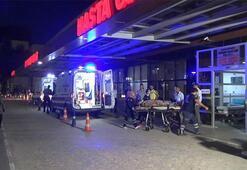 Kiliste askeri araç devrildi: 8 yaralı