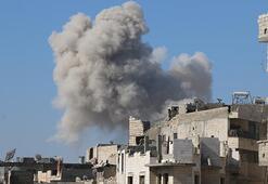 Rus savaş uçakları İdlibe saldırdı: Çok sayıda ölü ve yaralı var