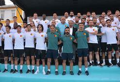 Kayserispor, tam 16 futbolcu tanıttı