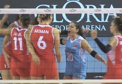 Gloria Kupası - Türkiye: 3 - İtalya: 0