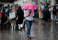 Son dakika... Meteoroloji uyarı üstüne uyarı yayımladı Hafta sonu hava...
